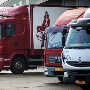 Foto van Logistics